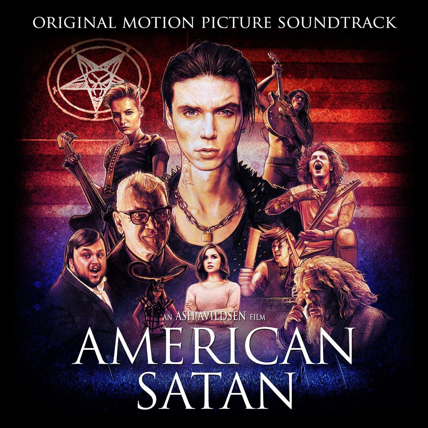 Is There Anything The Devil Can T Rock Lucifer: American Satan (Original Motion Picture Soundtrack