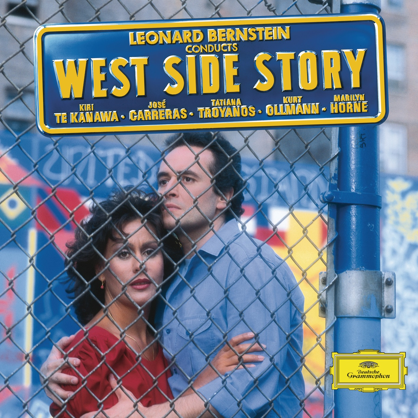 Bernstein West Side Story Remastered Highresaudio