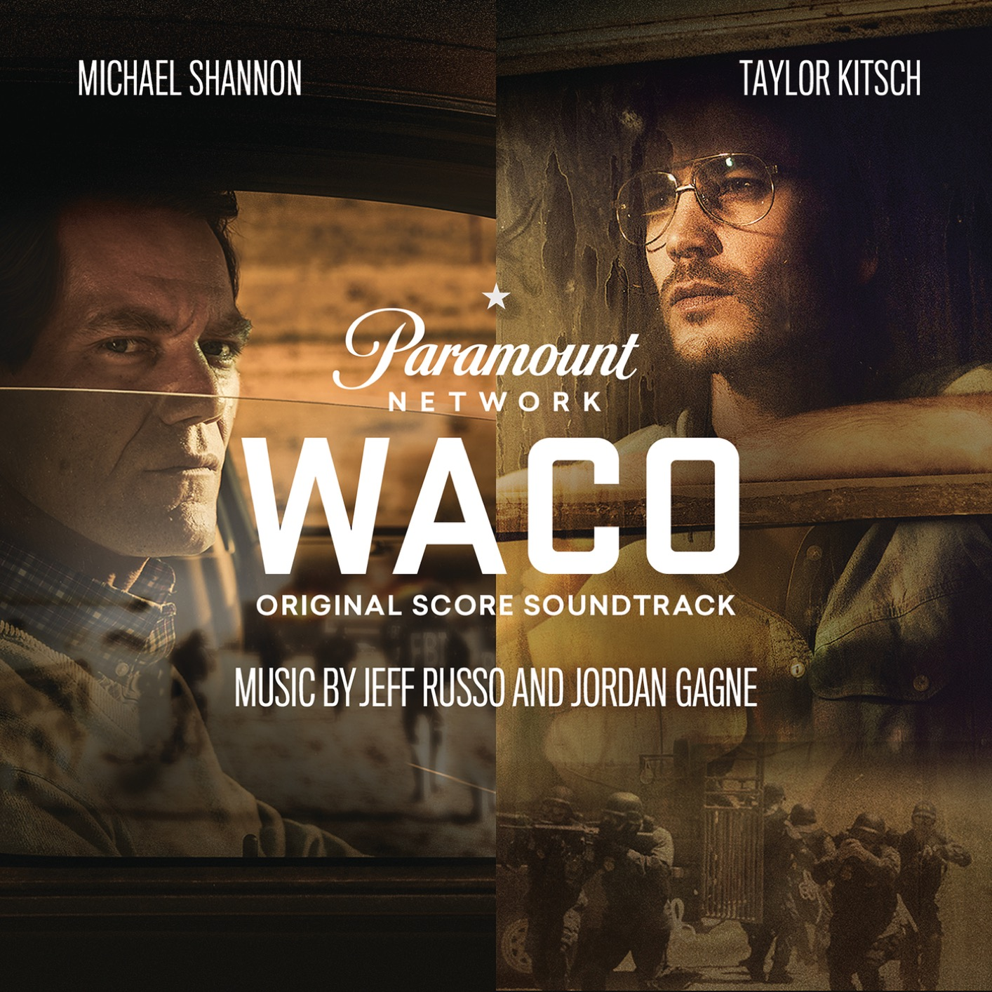 Waco original score soundtrack highresaudio for American classic homes waco