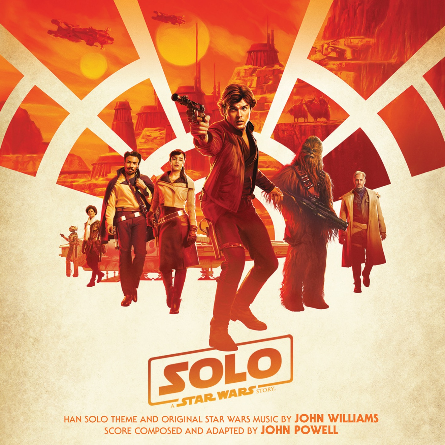 Solo A Star Wars Story Original Motion Picture Soundtrack Highresaudio