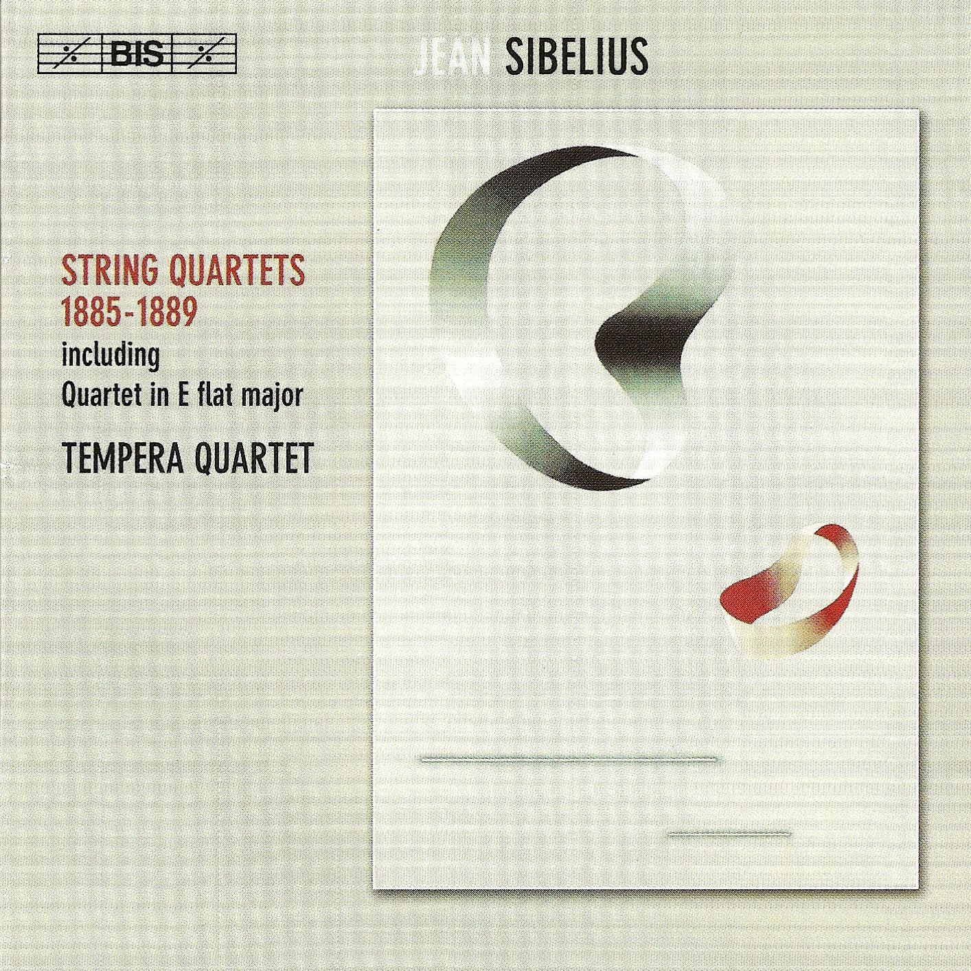 Sibelius: String Quartet in E-Flat Major / Theme and Variations in C-Sharp  Minor