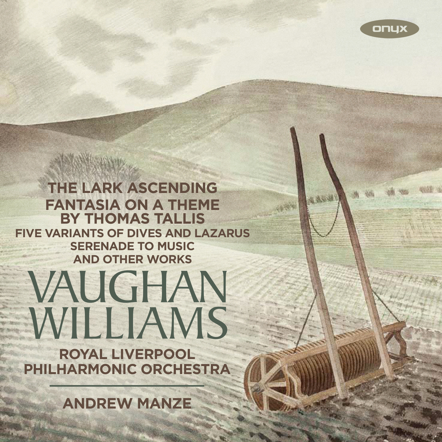 Vaughan Williams The Lark Ascending Fantasia On A Theme By Thomas Tallis And Other Works Highresaudio