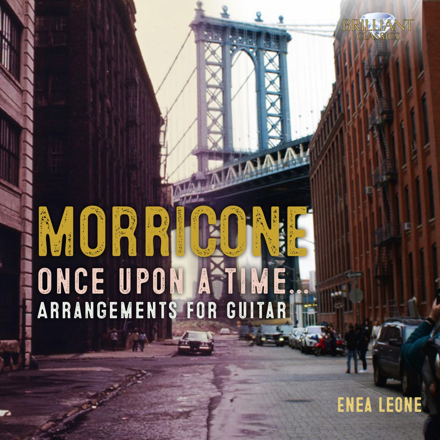 Morricone: Once Upon a Time, Arrangements for Guitar | HIGHRESAUDIO