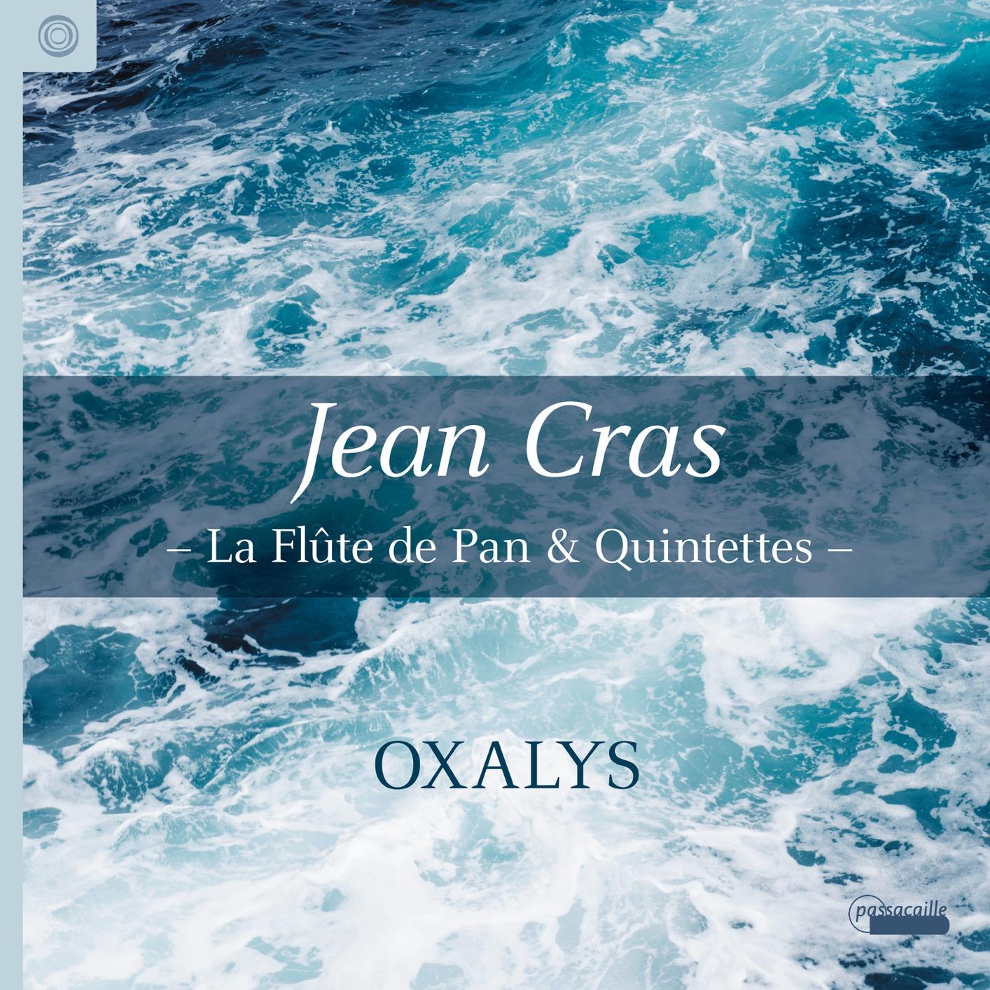 Jean Cras - La flûte de Pan & Quintets | HIGHRESAUDIO