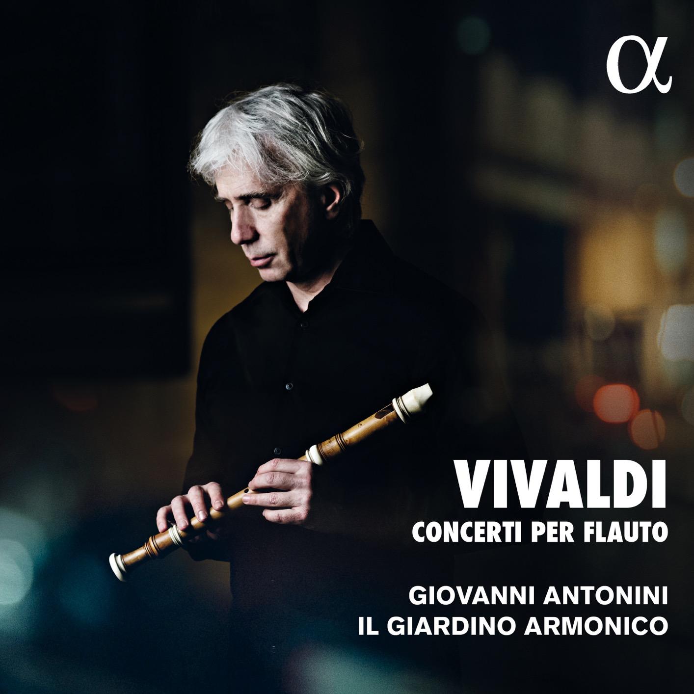 Vivaldi Concerti Per Flauto Highresaudio