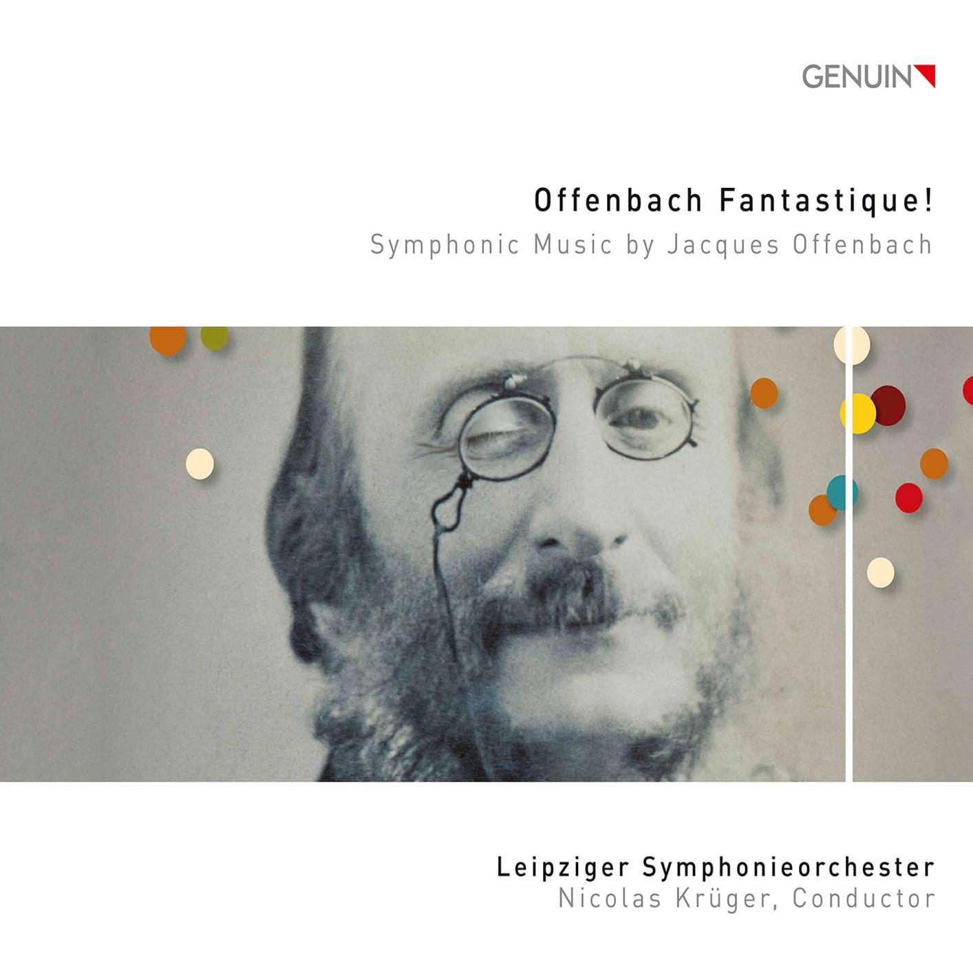 Offenbach Fantastique! | HIGHRESAUDIO