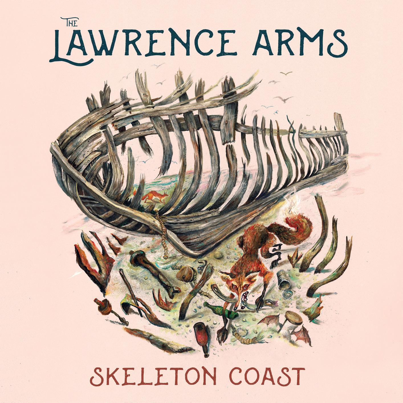 Skeleton Coast Highresaudio