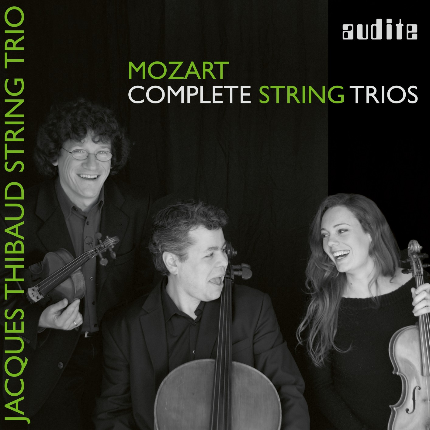 Wolfgang Amadeus Mozart: String Trios | HIGHRESAUDIO