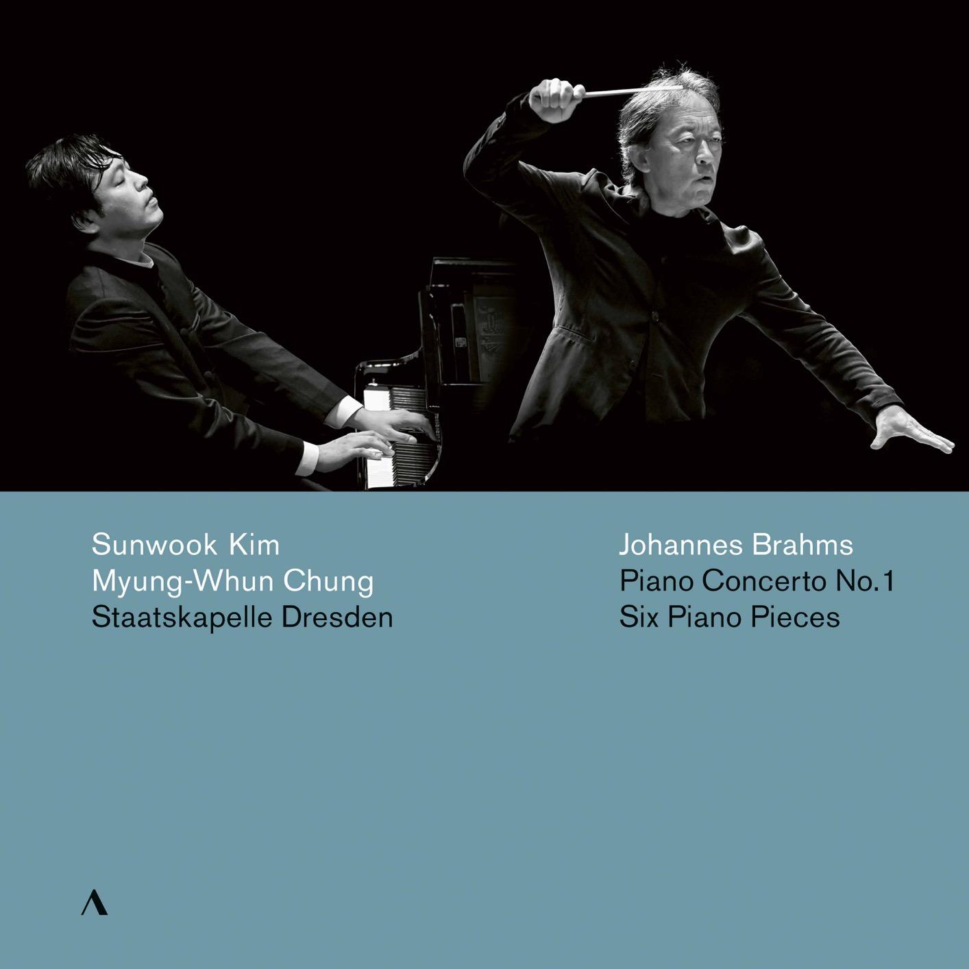 Brahms: Piano Concerto No. 1 in D Minor, Op. 15 & 6 Piano Pieces, Op. 118 |  HIGHRESAUDIO