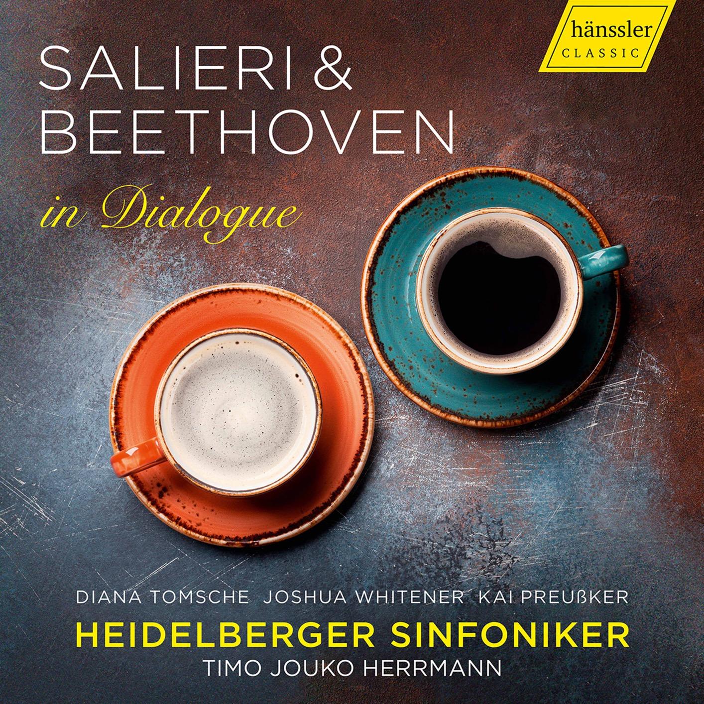 Salieri & Beethoven in Dialogue | HIGHRESAUDIO