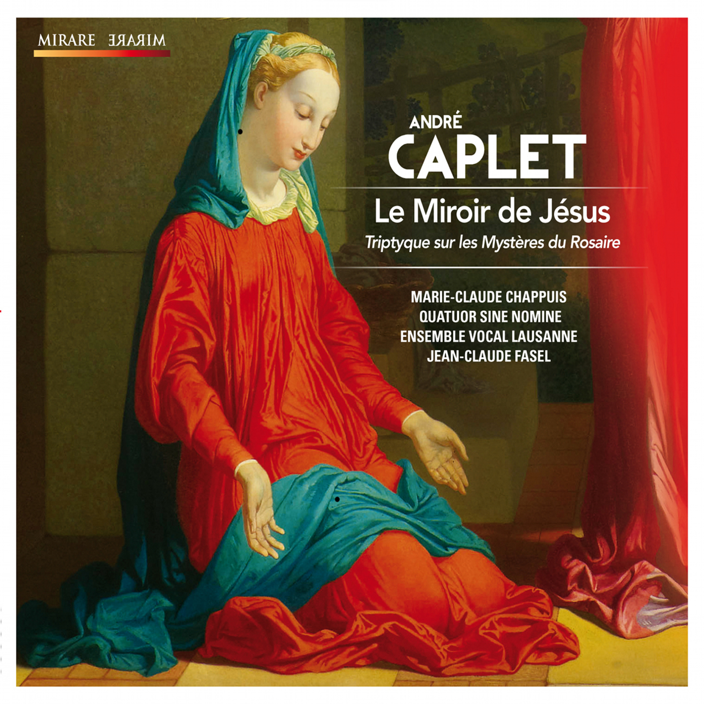 Caplet le miroir de j sus highresaudio for Le miroir des courtisanes