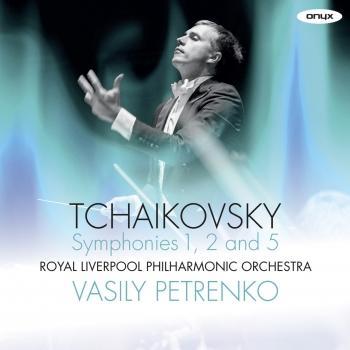 Cover Tchaikovsky: Symphonies No. 1, 2 & 5