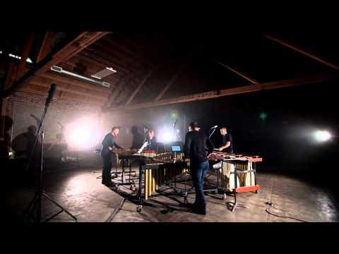 Video LAPQ - 'Mallet Quartet' by Joseph Pereira