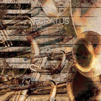 Cover Furatus (Music by Edvard Grieg, Kosaku Yamada, Dmitry Shostakovich, Geirr Tveitt and Carl Nielsen)