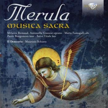 Cover Merula: Musica Sacra
