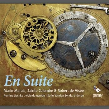 Cover Marais, de Visée & Sainte Colombe: En Suite