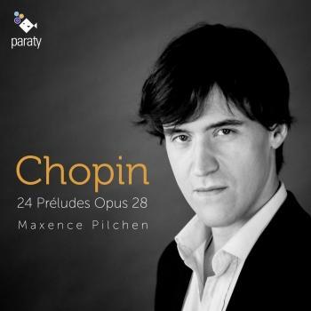 Cover Chopin: 24 Préludes Op. 28