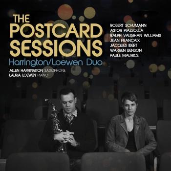 Cover The Postcards Sessions