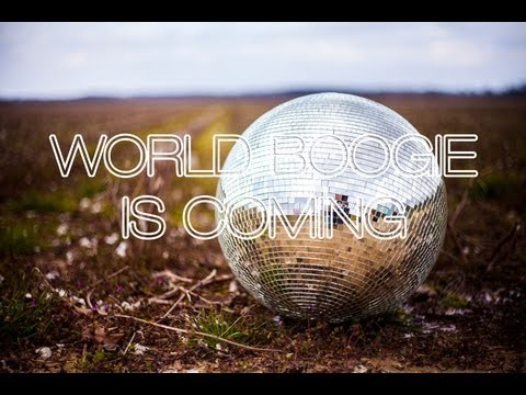 Video North Mississippi Allstars - World Boogie Is Coming (EPK)