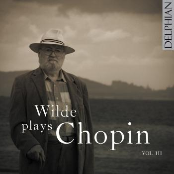 Cover Wilde Plays Chopin Vol. 3