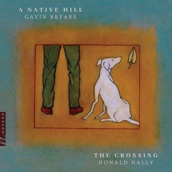 Cover Gavin Bryars: A Native Hill
