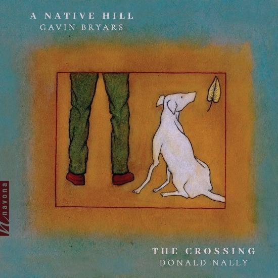 Cover Gavin Bryars: A Native Hill