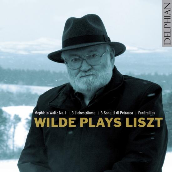 Cover Wilde Plays Liszt
