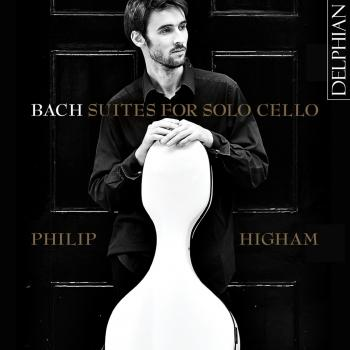 Cover Bach: Suites for Solo Cello