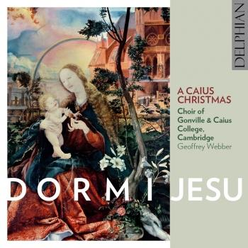 Cover Dormi Jesu: A Caius Christmas