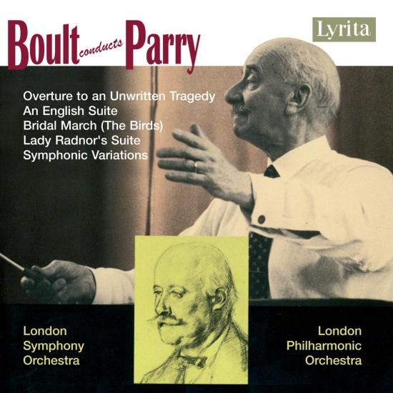 Cover Boult Conducts Parry