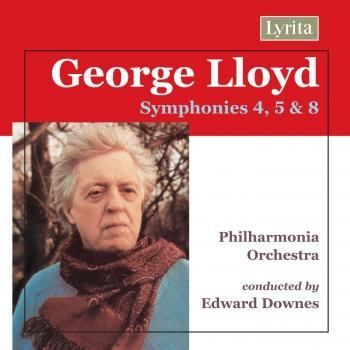 Cover Lloyd: Symphonies Nos. 4, 5 & 8