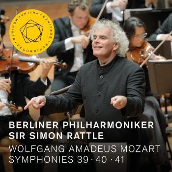 Cover Mozart: Symphonies Nos. 39, 40 & 41