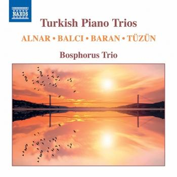 Cover Turkish Piano Trios