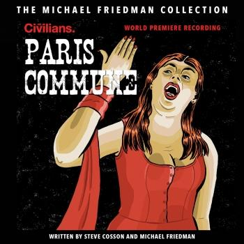 Cover Paris Commune (The Michael Friedman Collection)
