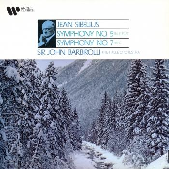 Cover Sibelius: Symphonies Nos. 5 & 7 (Remastered)