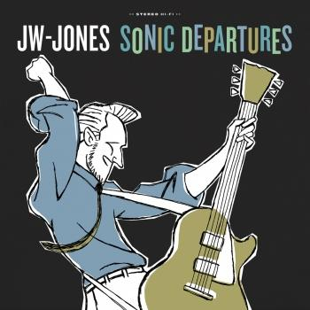 Cover Sonic Departures