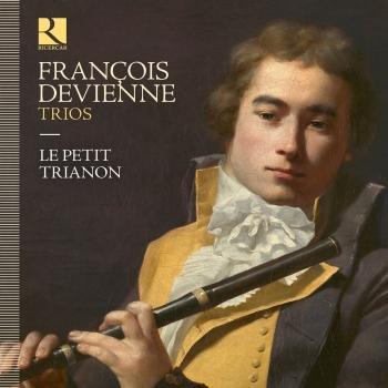Cover Devienne: Trios