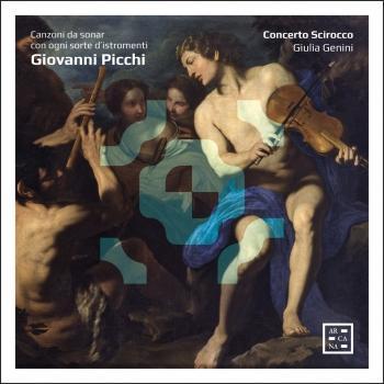 Cover Picchi: Canzoni da sonar con ogni sorte d'istromenti