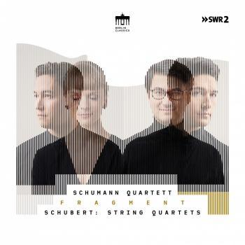 Cover Fragment (Schubert: String Quartets)