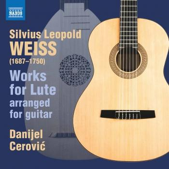 Cover Weiss: Lute Works (Arr. D. Cerović for Guitar)