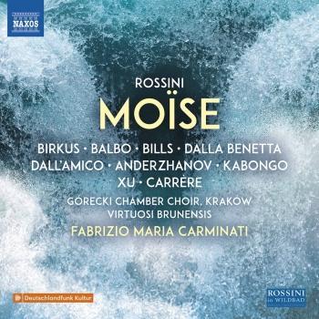 Cover Rossini: Moïse et Pharaon (Live)