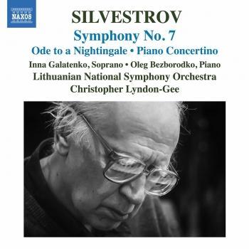Cover Valentin Silvestrov: Works