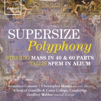 Cover Supersize Polyphony