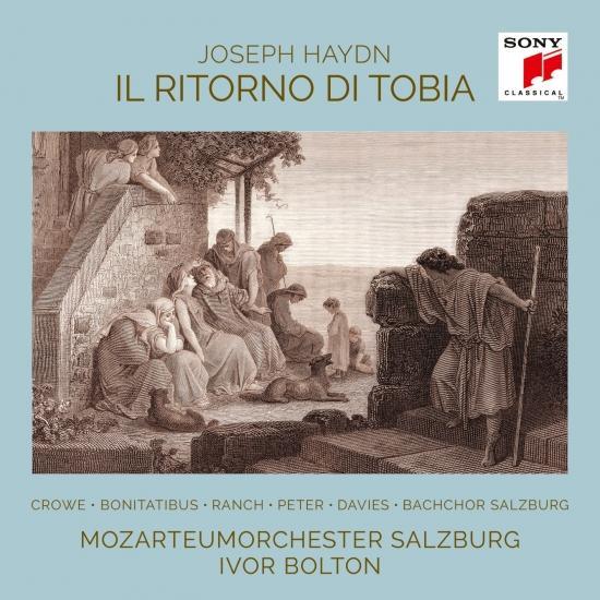 Cover Haydn: Il ritorno di Tobia