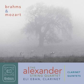 Cover Brahms & Mozart: Clarinet Quintets