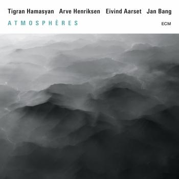 Cover Atmosphères