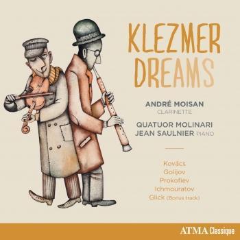 Cover Klezmer Dreams