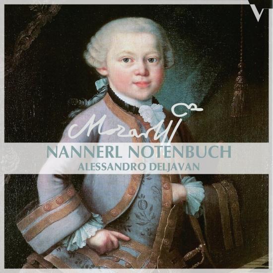 Cover Mozart: Nannerl Notenbuch