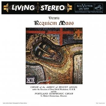 Cover Victoria: Requiem Mass (Remastered)
