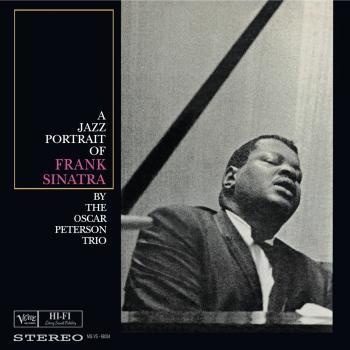 Cover A Jazz Portrait Of Frank Sinatra